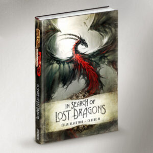 Cover-In Search of Lost dragons