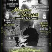 Monstres & Dragons - Médiathèque de Terraqué - Carnac